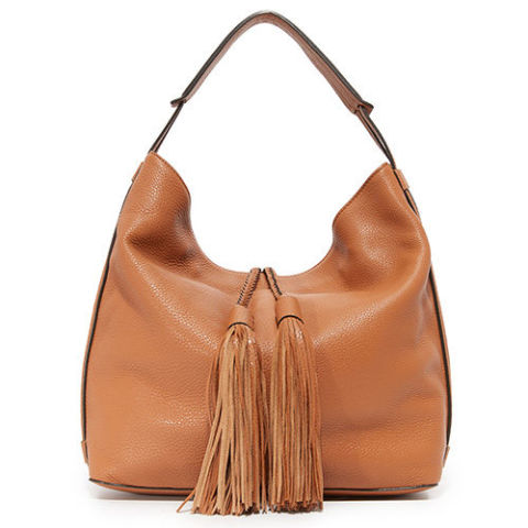 rebecca minkoff isobel hobo bag in almond hhllvve