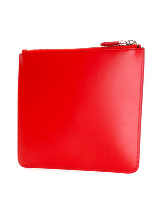 red clutch bag ... givenchy givenchy paris clutch bag qlbknml