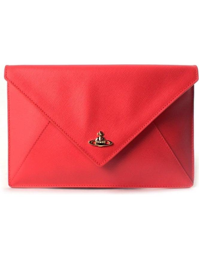 red clutch bag pouch womenu0026#039;s 7040v clutch ...