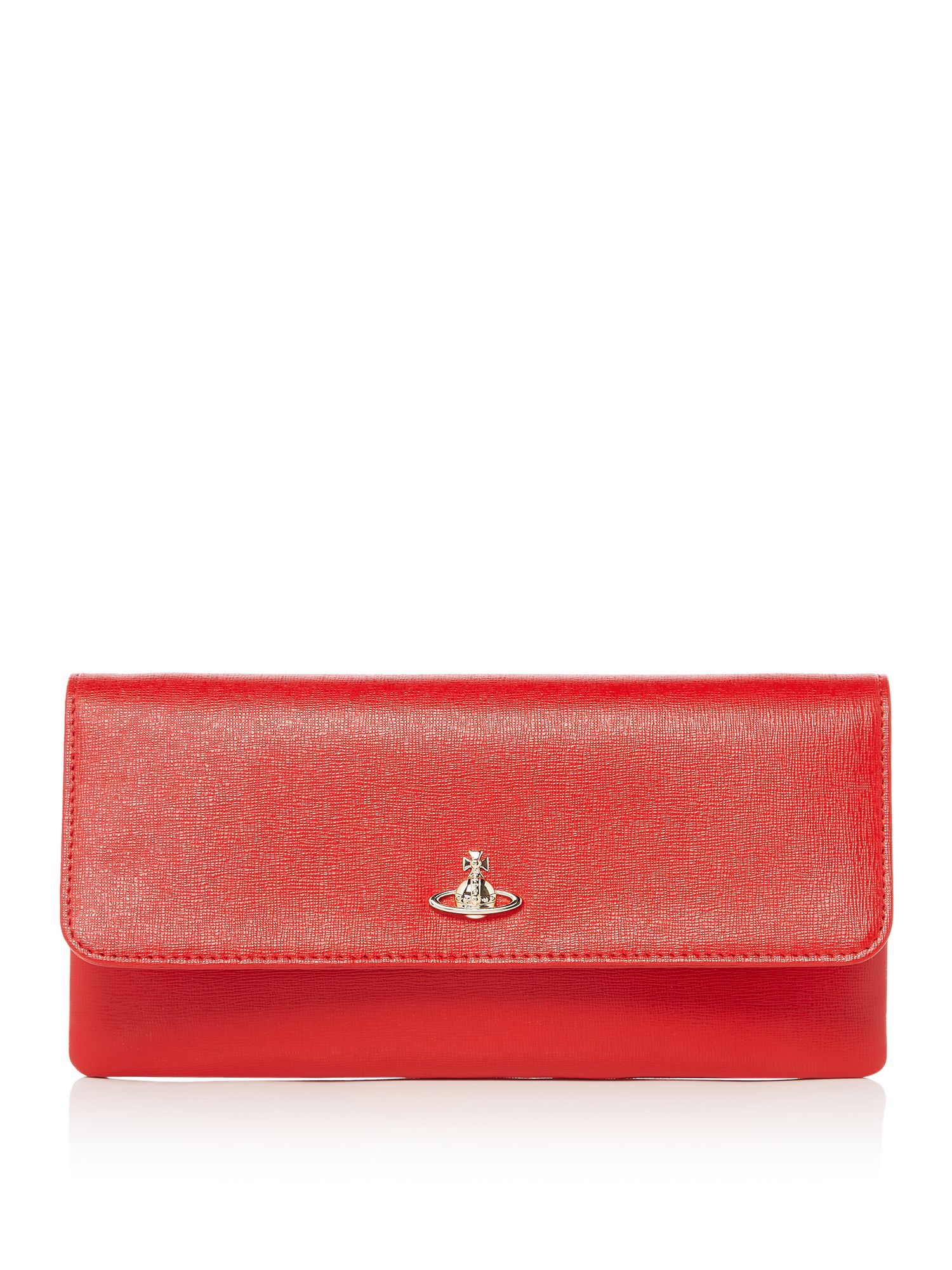 red clutch bag vivienne westwood saffiano chain clutch bag ... ocsbqpk