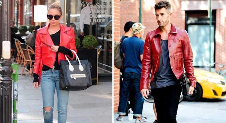 red leather jacket the best ways to utilize red leather jackets wsjpvfy