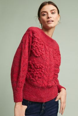 red sweater pink - sweaters for women u0026 oversized sweaters | anthropologie zymktfh