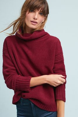 red sweater red - sweaters for women u0026 oversized sweaters | anthropologie bnuynpa