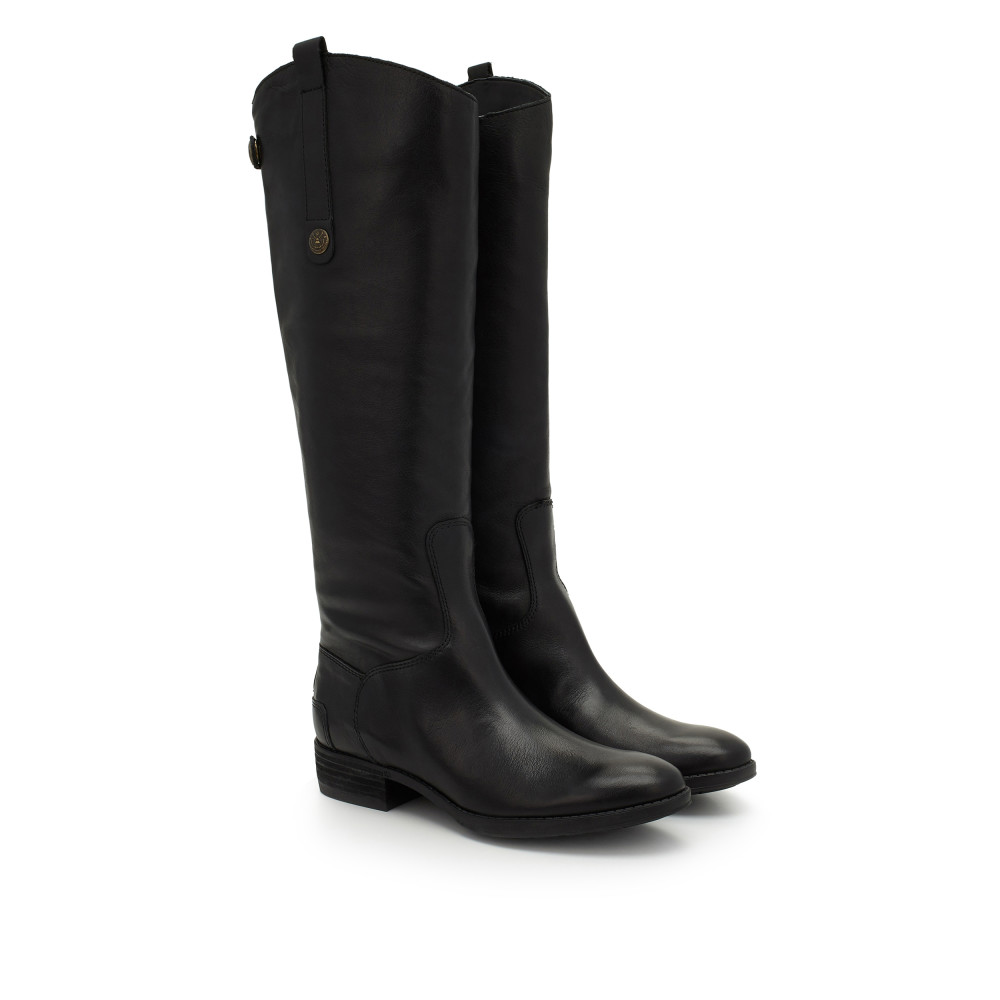 riding boots penny leather riding boot - boots | samedelman.com zgfcdvn