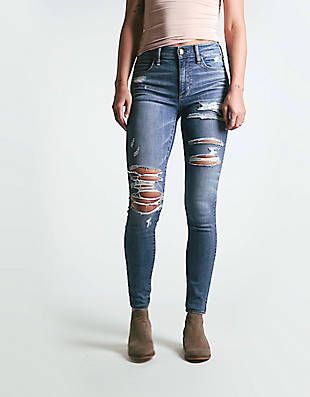 ripped jeans for women jeans for women | american eagle outfitters qvitgnk
