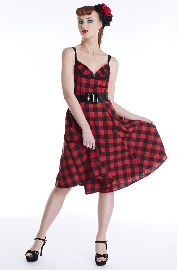 rockabilly style rockabilly dresses | rockabilly clothing | viva gretel dress aud 95.00 at sturhzp