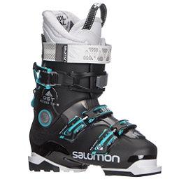 salomon ski boots salomon qst access 70 w womens ski boots 2018, black-anthracite  translucent-a nzsmcat