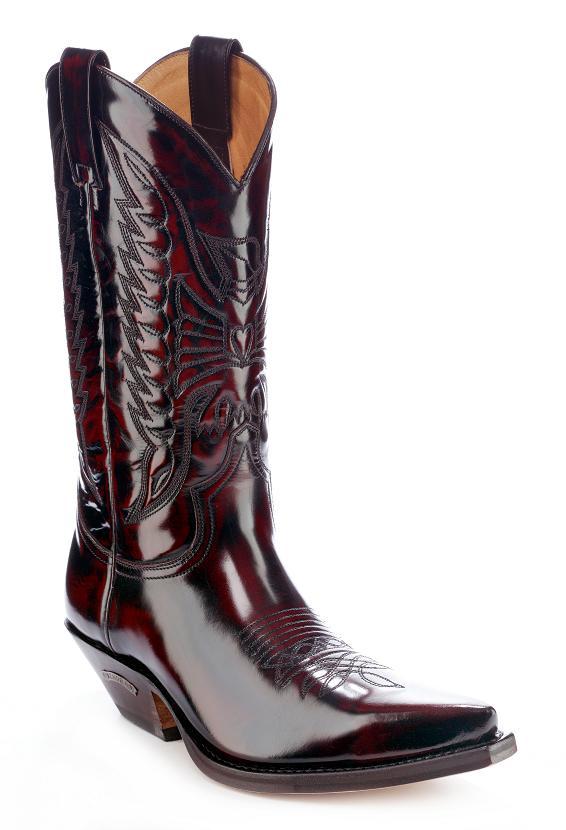 sendra boots 2073 - cuervo - flora fuchsia mvuvhuq