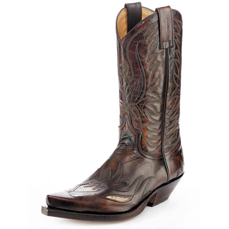 sendra boots 4250 cuervo britnesmad05 ercrixa