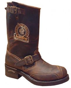 sendra boots image is loading sendra-3565-brown-biker-boots juaxrha