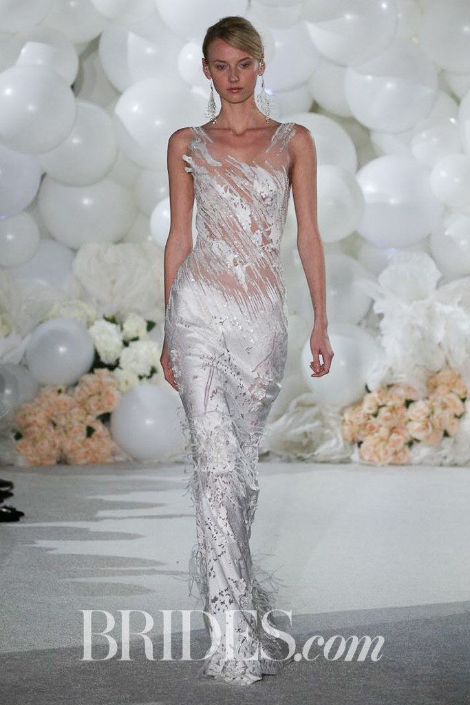 sexy wedding dresses 2. sheer and sweet in mira zwillinger itxcnyl