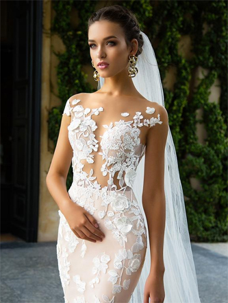 sexy wedding dresses images sizzle in these ultra sexy wedding gowns  preowned rkiytvq
