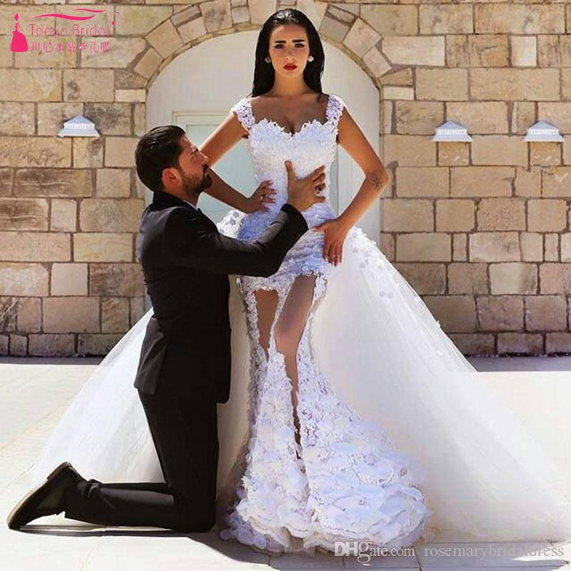 sexy wedding dresses white mermaid african wedding dresses off the shoulder sexy bridal dress  with rhynzbr