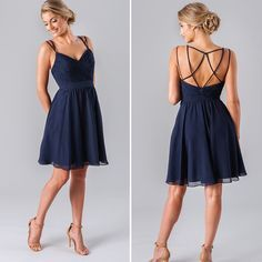 short bridesmaid dresses find a cheap short dark navy blue bridesmaid dress spaghetti straps tulle bridesmaid kroxafz