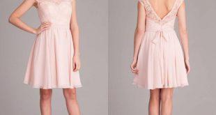 short bridesmaid dresses pink peach plus size 2015 junior maid of honor gqusehp