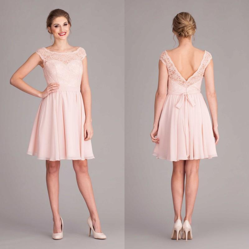 Be center of attraction with short bridesmaid dresses