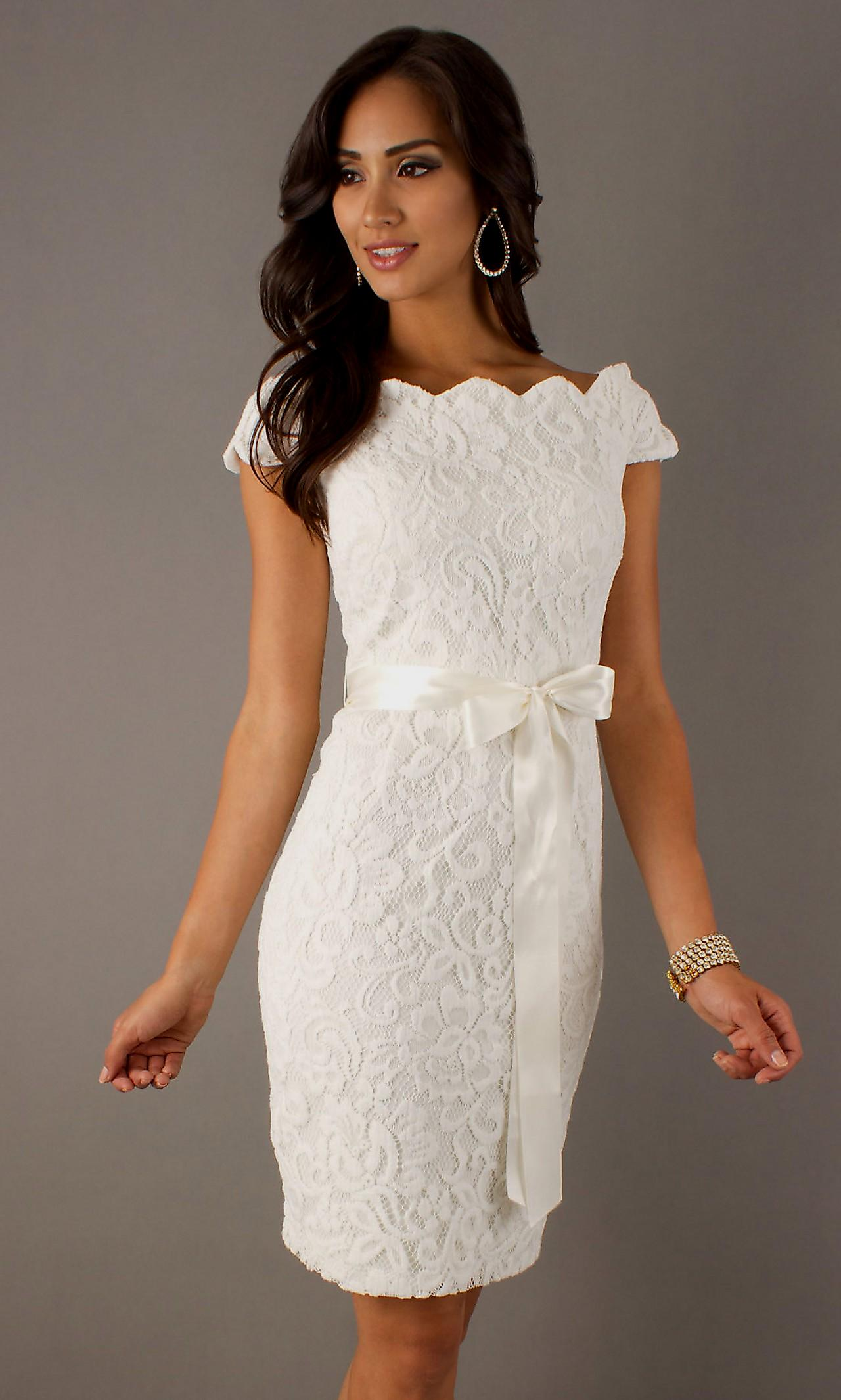 short white dresses beautiful evening dress blogs: short white dress with lace tejvpoa