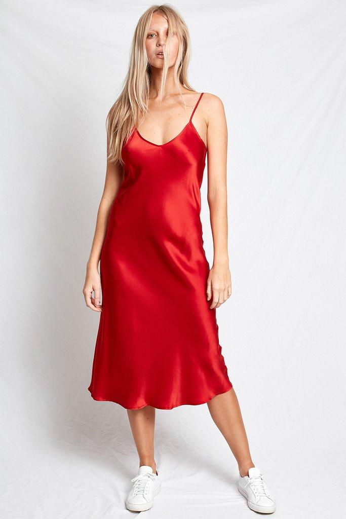 silk dresses 90u0027s silk slip dress dahlia tejhbah