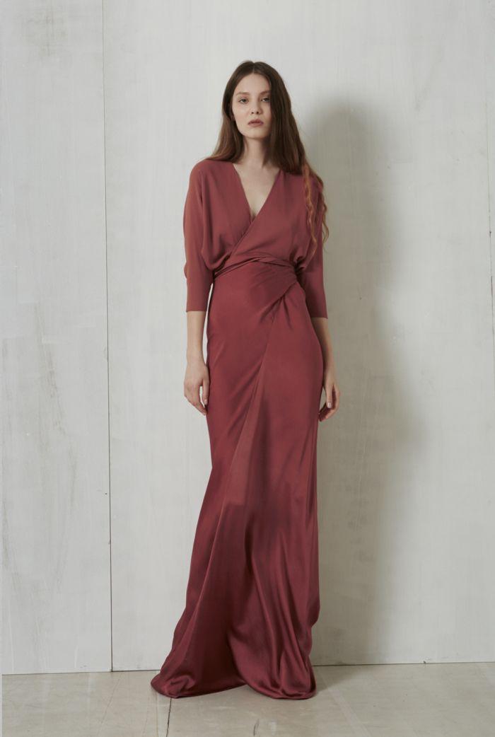 silk dresses arpa long silk dress aktpqxn