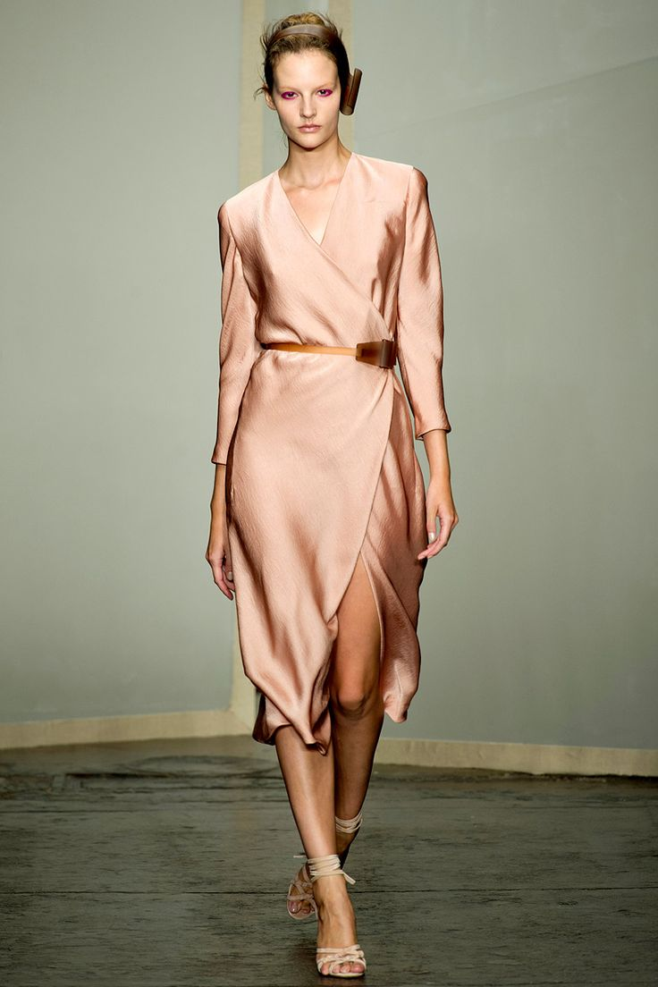 silk dresses photos: _vogueu0027_s guide to spring 2013 fashion. silk satin dresssatin ... dotrwmd