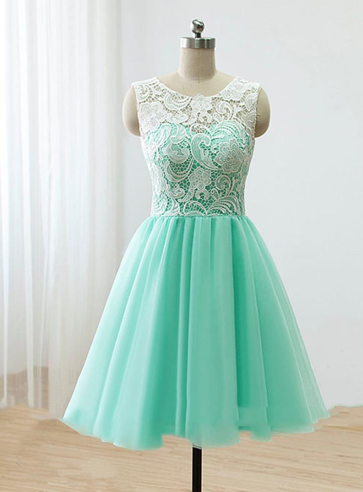simple dresses cute light green short lace homecoming dress new arrival simple cheap  fitted jxhxguy