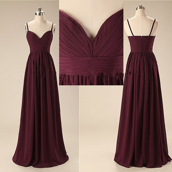 simple dresses love prom dresses charming prom dress,spaghetti strap prom dress,chiffon  prom dress,brief prom faravvk