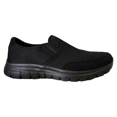 skechers shoes menu0027s s sport by skechers optimal performance athletic shoes - black ozvpogw