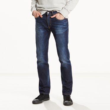 slim fit jeans menu0027s leviu0027s 511™ skinny stretch jeans in black | leviu0027s® vfenvrt