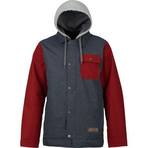 snowboarding jacket burton dunmore insulated jacket - menu0027s