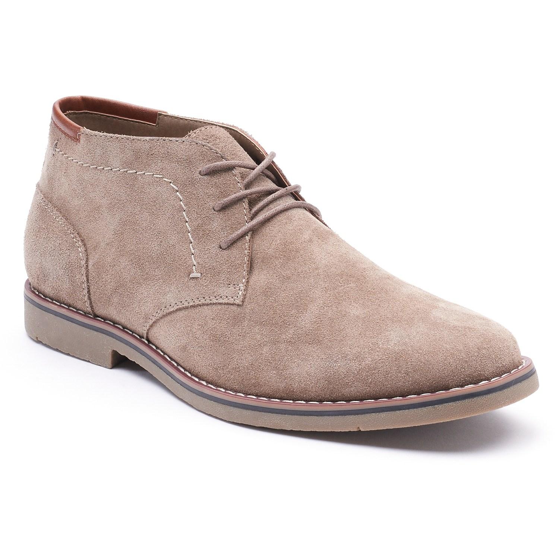 sonoma goods for life™ braydon menu0027s chukka boots tjqrbza