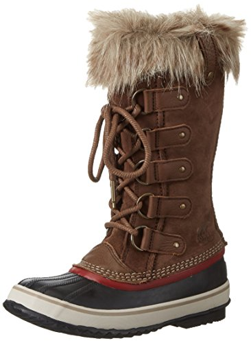 sorel joan of arctic boots sorel womenu0027s joan of arctic, umber, 6 b-medium npswkpr
