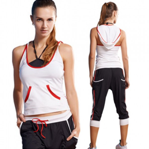 sports clothes and girls | living good vaklcth