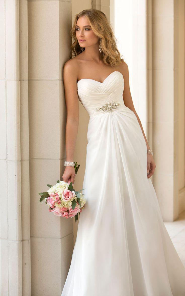 strapless wedding dresses best 25+ strapless wedding gowns ideas on pinterest | sophia tolli 2016, mimioaf