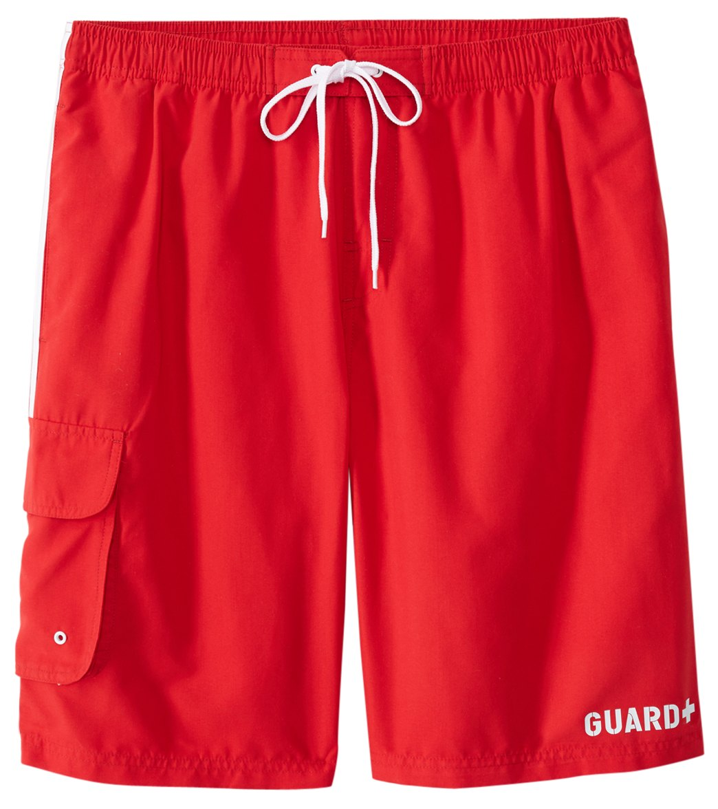 swim shorts sporti guard menu0027s cargo swim trunk at swimoutlet.com bsziupv