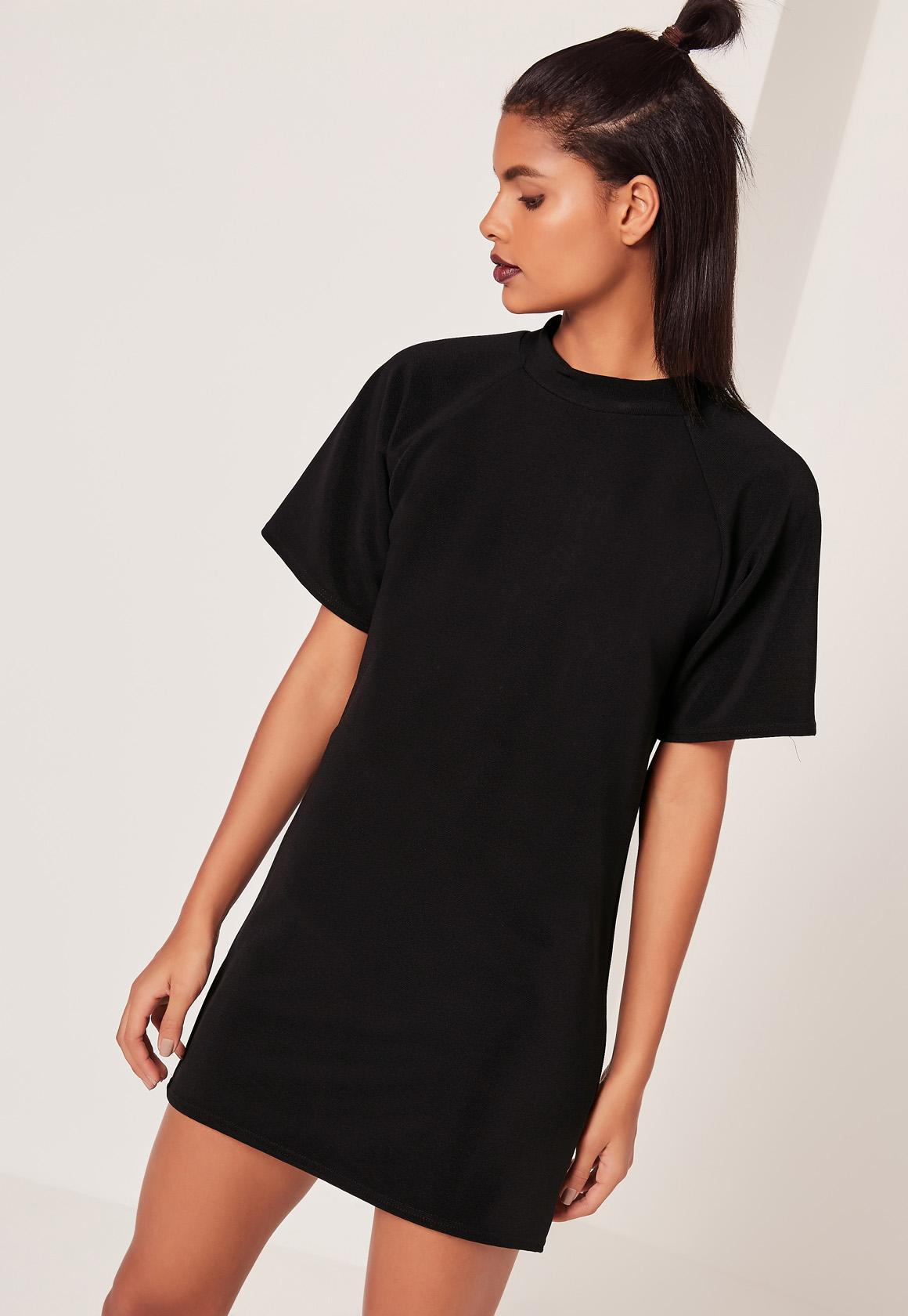 t shirt dress short sleeve oversized t-shirt dress black iwjdhob