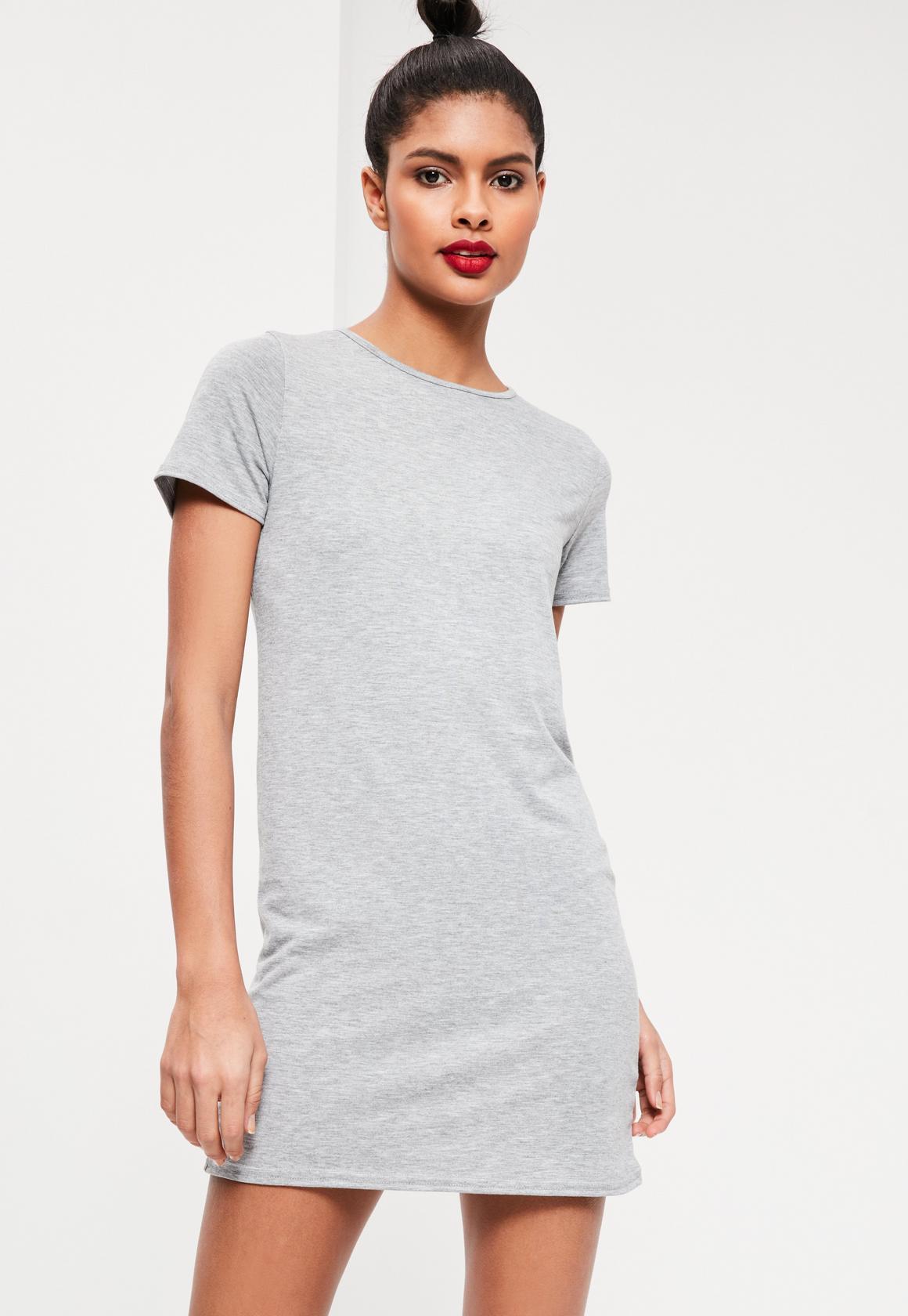t shirt dress short sleeve t-shirt dress grey xfbaljs