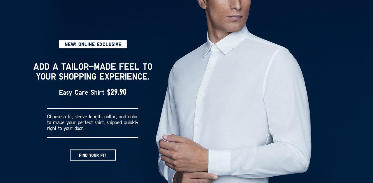 tailored shirts shop now ozrenym
