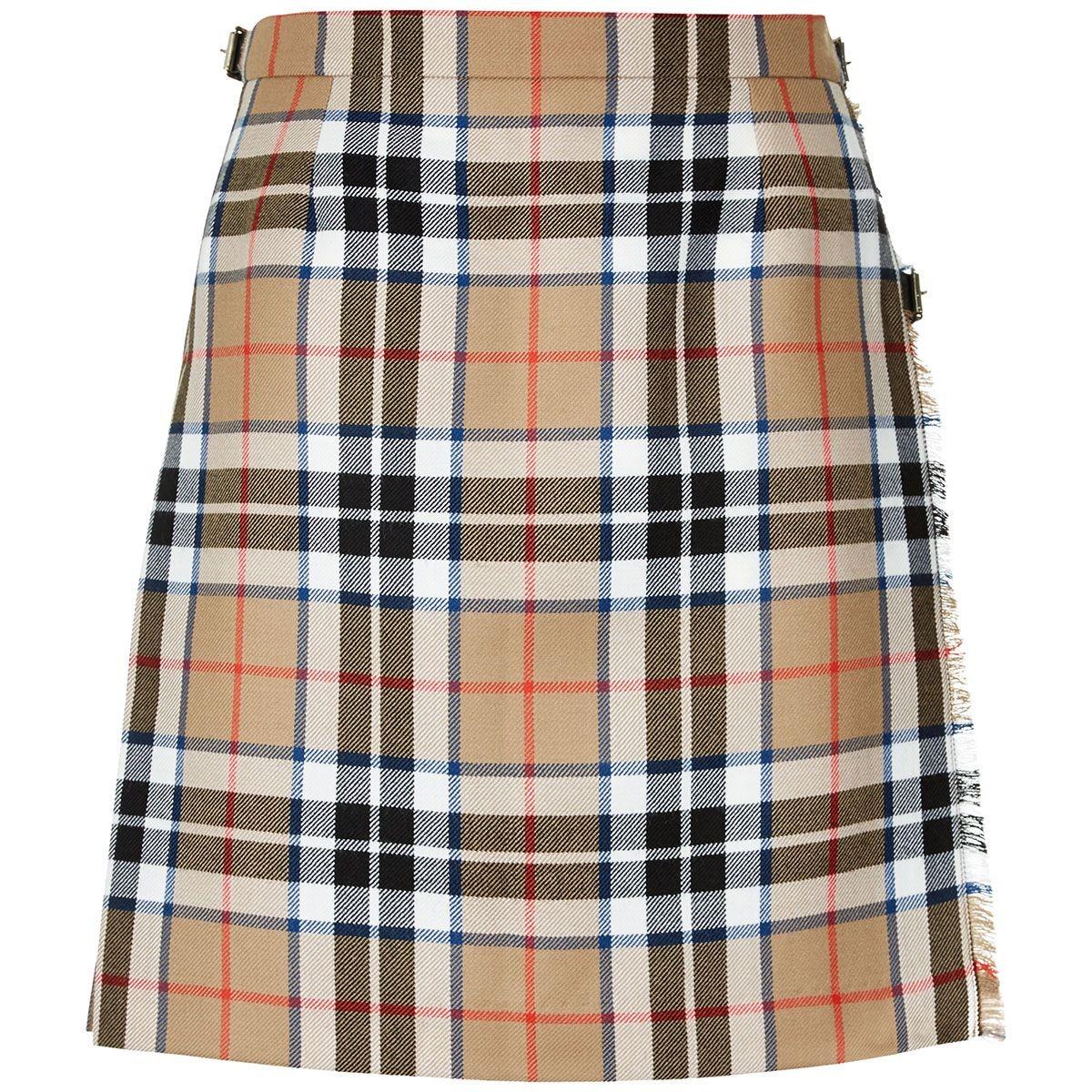 tartan skirt ladies tartan mini skirt | lochcarron of scotland zcuyawz