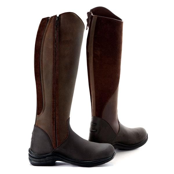 toggi boots image of toggi quartz long riding boots (womens) - bitter chocolate kjmuorx