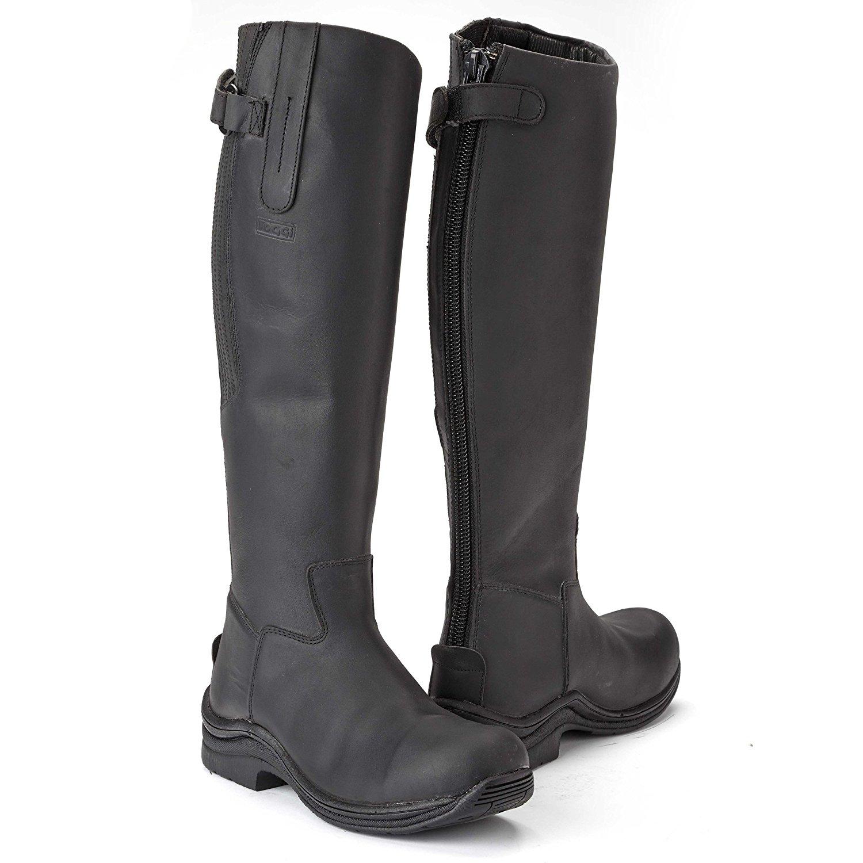 toggi boots toggi calgary riding boot: amazon.co.uk: sports