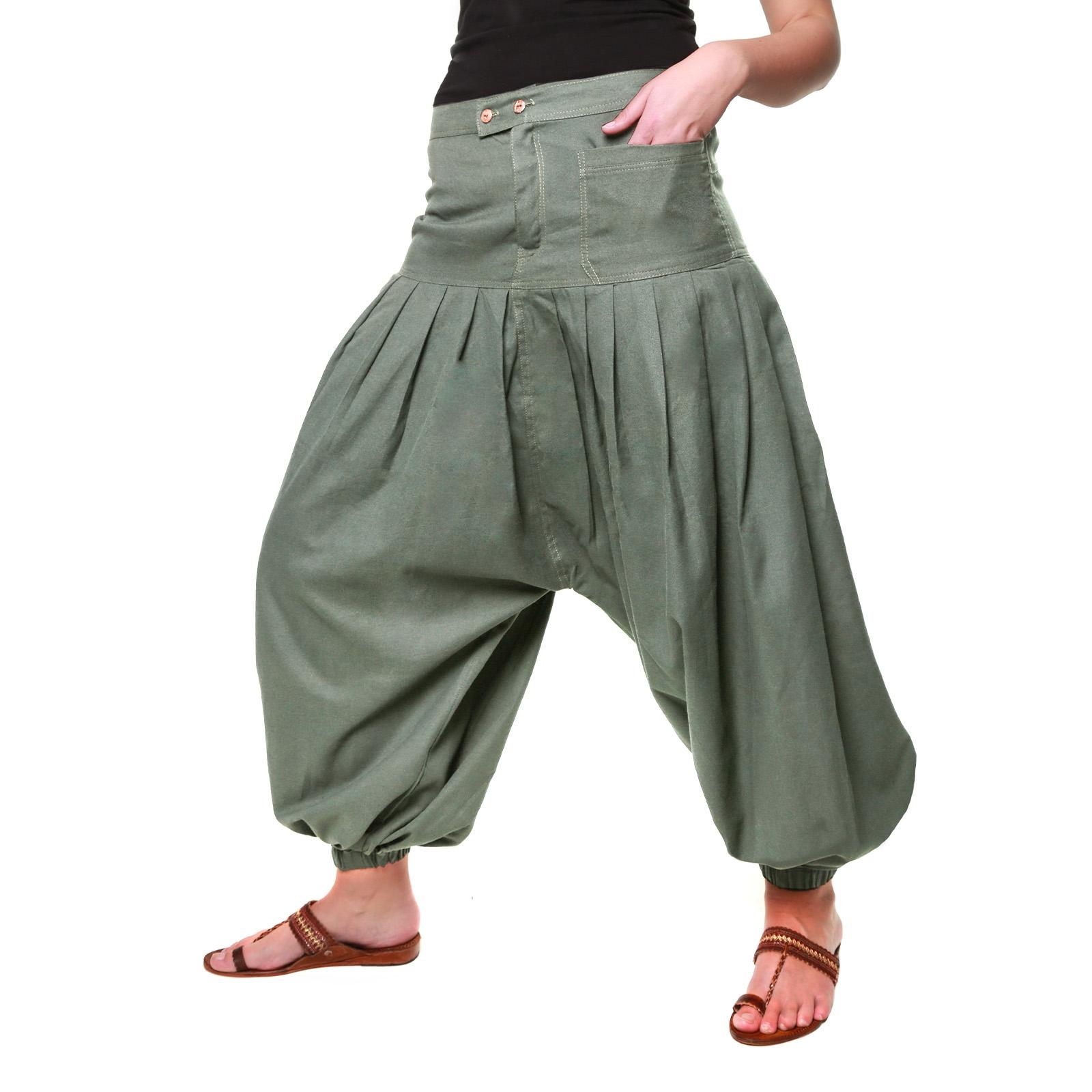 unisex parachute pants medieval summer yzrdsqr