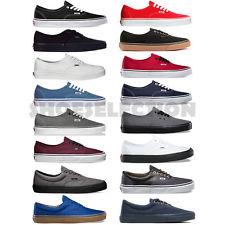 van shoes vans new authentic era classic sneakers men/women canvas shoes all sizes eicawqd
