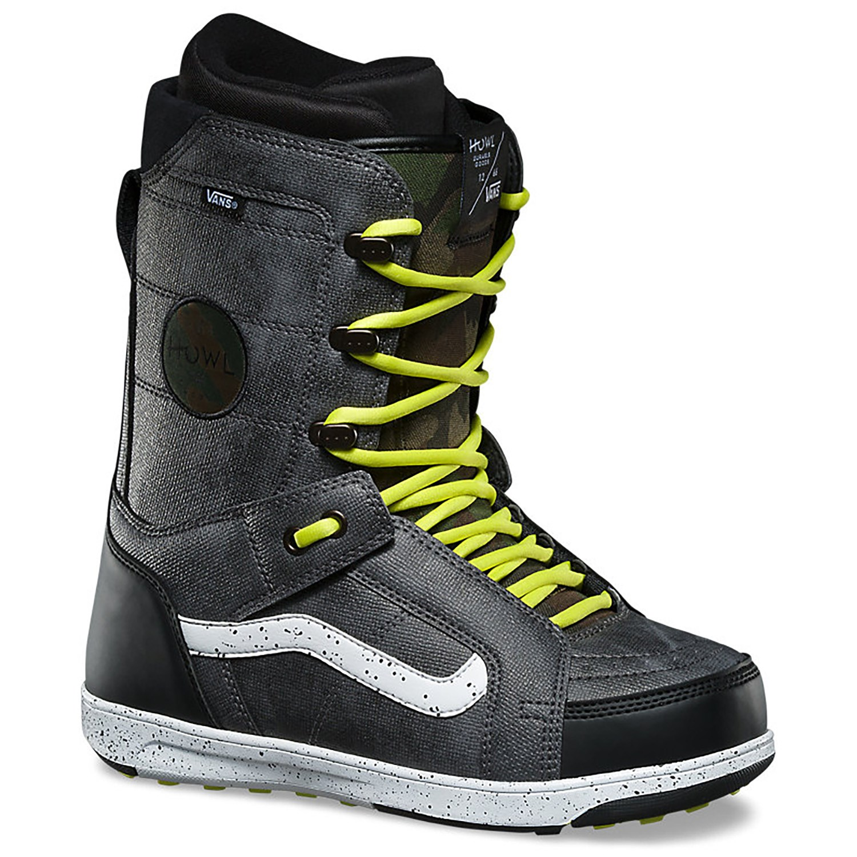 vans snowboard boots vans hi standard snowboard boots 2018 | evo ukxdntn