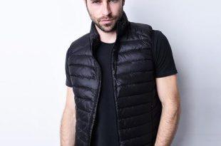 vest for men 2017 hot down jacket men winter menu0027s vest ultra light down sleeveless qxscqtg