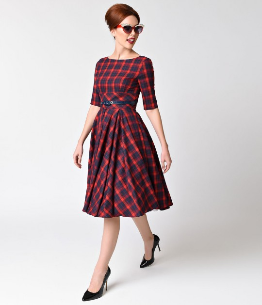 Vintage Style Dresses: Never Out of Fashion
