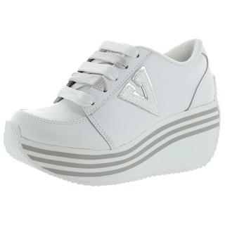 volatile shoes volatile elevation rhinestone womens wedge platform shoes sneakers wyopylv