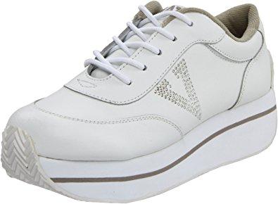 volatile shoes volatile womenu0027s expulsion sneaker,white,5.5 ... psubmsw