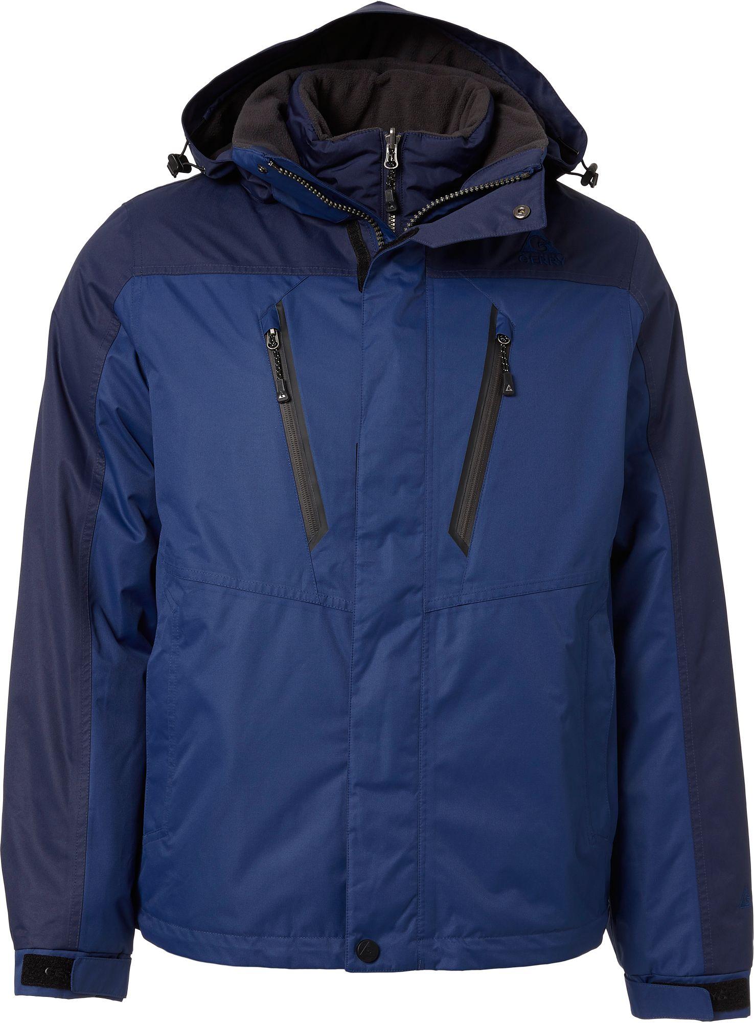 waterproof jacket product image · gerry menu0027s crusade 3-in-1 jacket vaodjfo