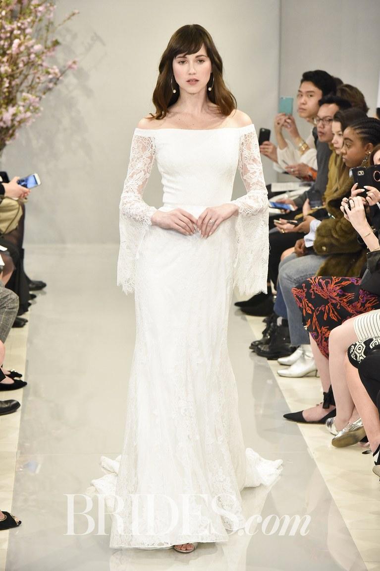 wedding dresses with sleeves * zfznyyl