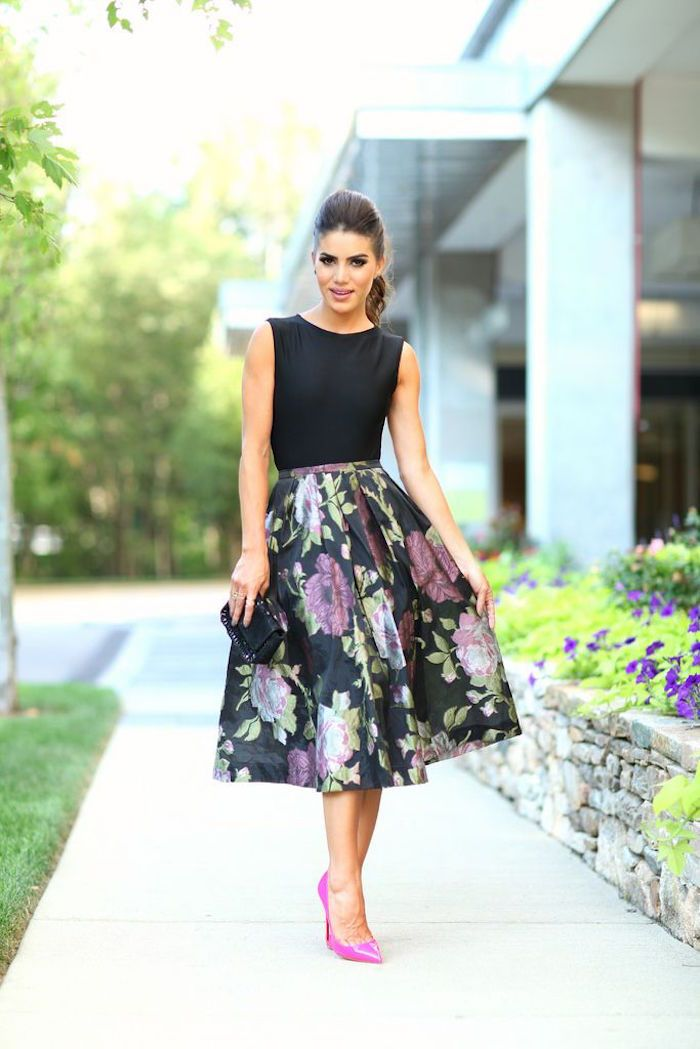 Wedding Guest Outfits Todayu0027s Style Inspiration Has The Sweetest Dresses For Summer